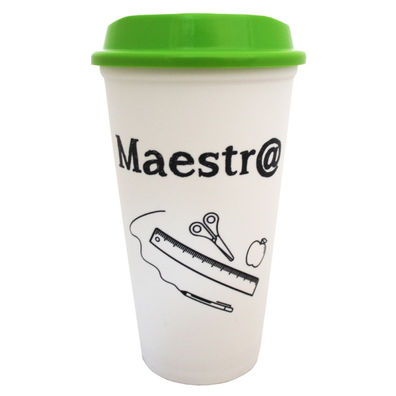 Vaso Reusable Negro