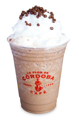 Capuchino Frappé Crunch