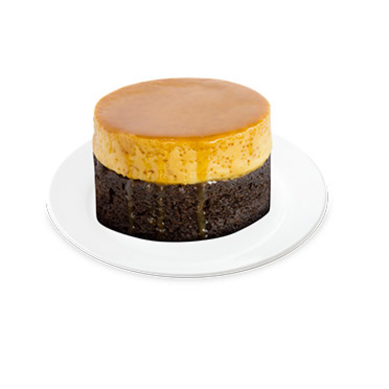 Chocoflan Mini